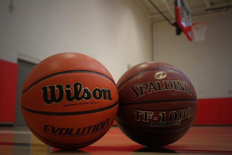 Wilson Evolution vs. TF1000 Classic - best indoor basketball