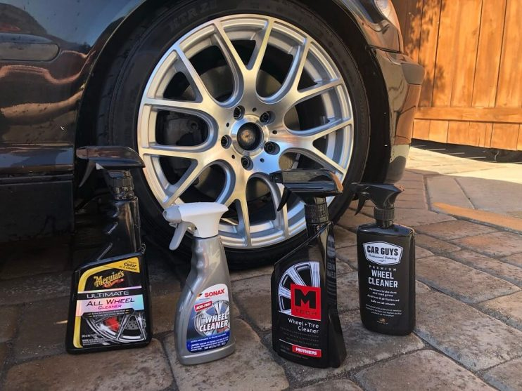 Best Wheel Cleaners - All Cleaners