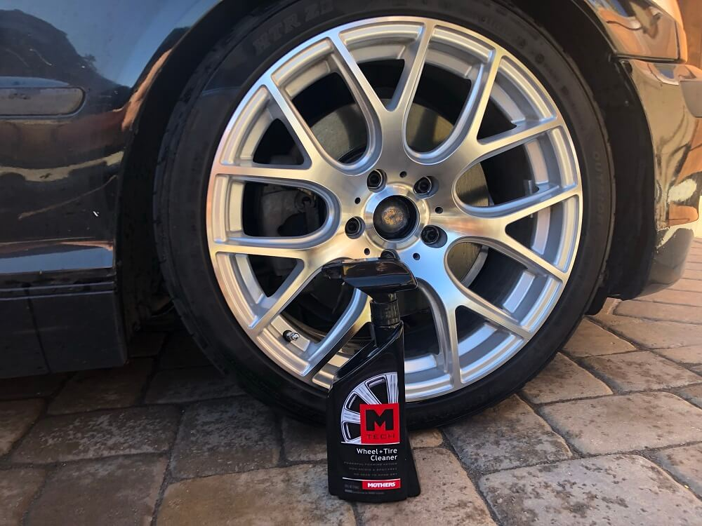 Mothers M-Tech Wheel Cleaner