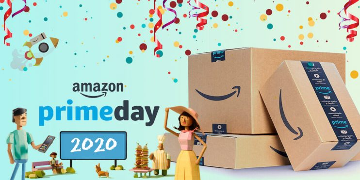 Amazon Prime Day 2020 hero.