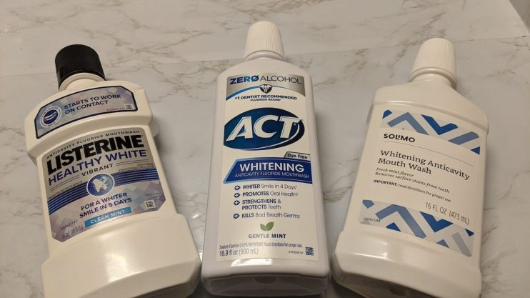Best Whitening Mouthwashes